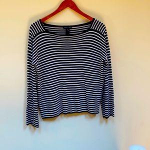 Women's Eileen Fisher Striped Sweater